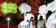 泉パークタウンを楽しむ!リフレッシュアクティビティ Vol.6『SENDAI光のページェント×泉パークタウン』